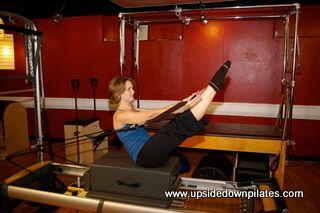 Teasers on the Reformer_Upside-Down Pilates_Pilates Hawaii_Pilates Honolulu