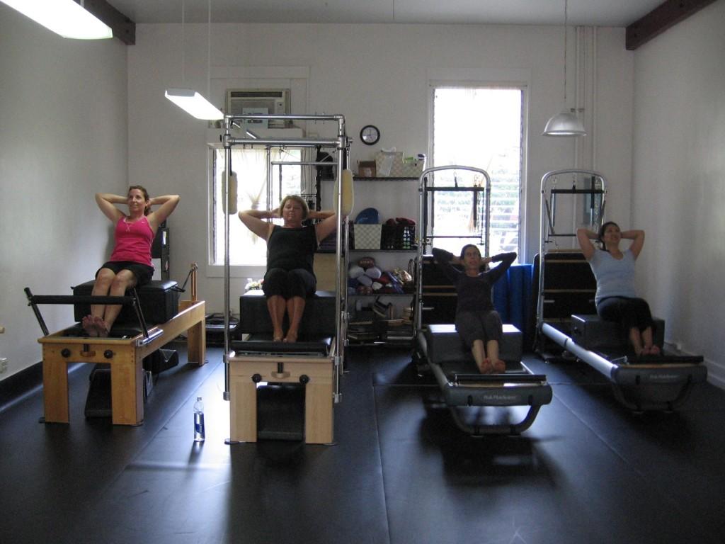 Reformer Short Box_Upside-Down Pilates_Pilates Hawaii_Pilates Honolulu