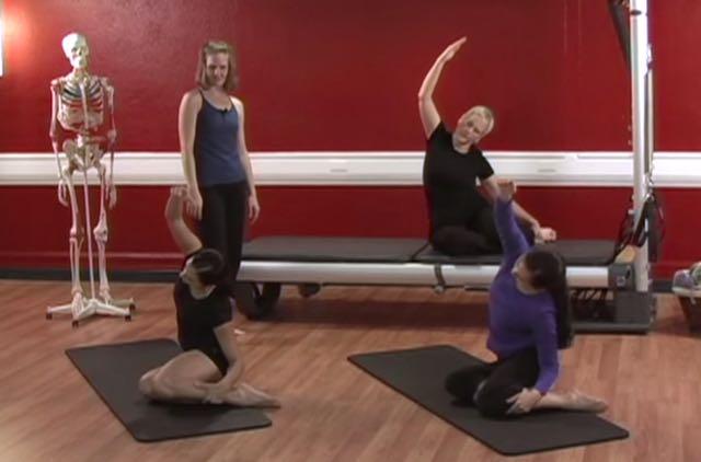 Side Stretch_Upside-Down Pilates_Pilates Hawaii_Pilates Honolulu