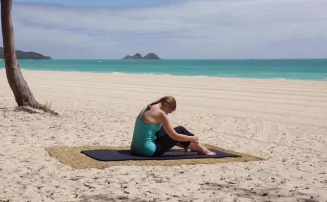 Seated Breathing_Upside-Down Pilates_Pilates Hawaii_Pilates Honolulu