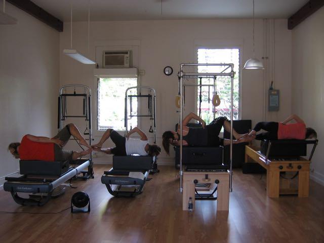 Clams on Reformer_Upside-Down Pilates_Pilates Hawaii_Pilates Honolulu