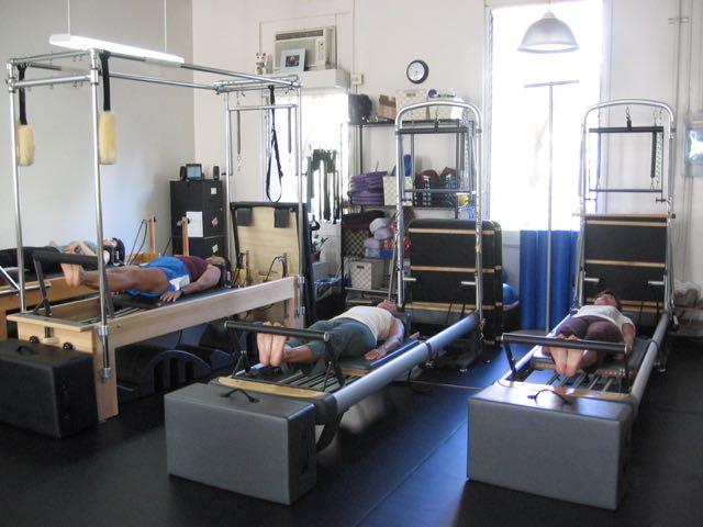 Footwork on Reformer_Upside-Down Pilates_Pilates Hawaii_Pilates Honolulu