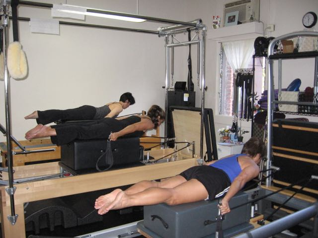 Arms Pulling Straps Series_Upside-Down Pilates_Pilates Hawaii_Pilates Honolulu