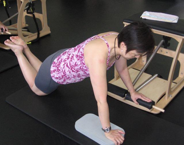 One Arm Push ups_Upside-Down Pilates_Pilates Hawaii_Pilates Honolulu